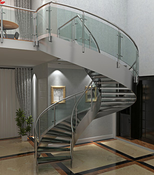 Stainless Steel Handrail Design For Stairs Plastic Stairs Step