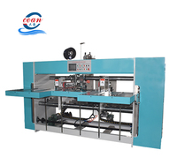 High speed carton box stapling machine semi automatic grade