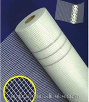 Brandvertragende Alkaline Slip Stucwerk en Gips glasvezel mesh netting