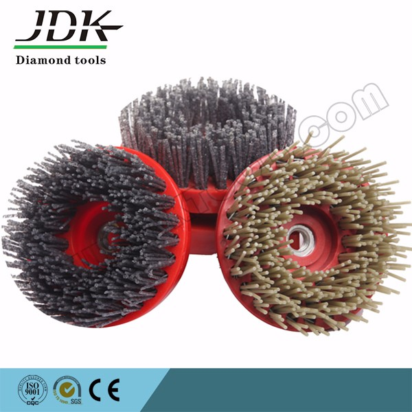 Hot Sell Diamond Antique Abrasive Wire Brush for Granite