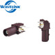 Factory Price Antenna Adapter Fakra Male Panel Mount cable Connector