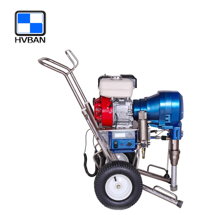 wall putty spray machine, wood painting machine