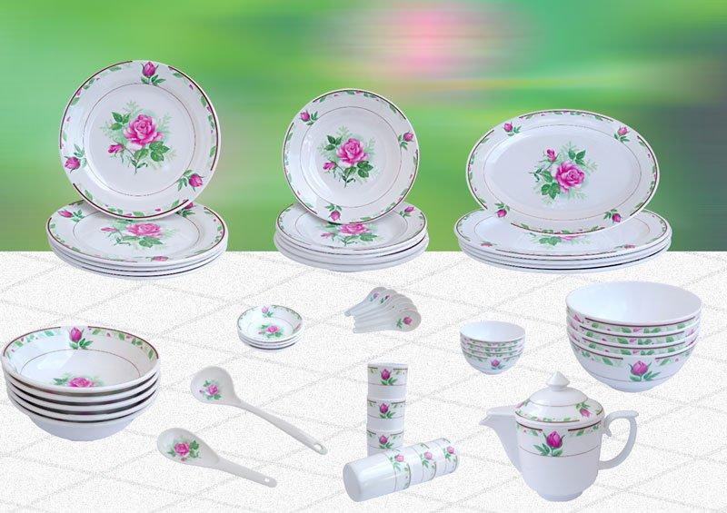 & Melamine Dinner Set - Buy Melamine Dinnerware Product on Alibaba.com
