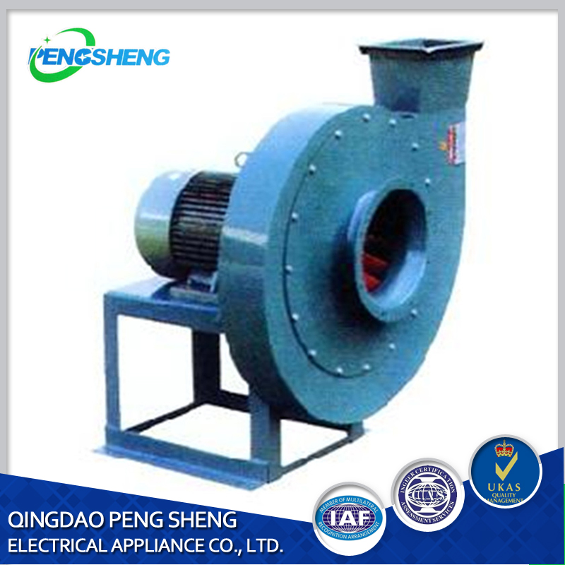 9-19,9-26 Industrial high pressure centrifugal air blower fan for powder material delivery