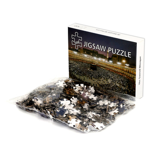 Wholesale Custom 500 Pieces Jigsaw Puzzles