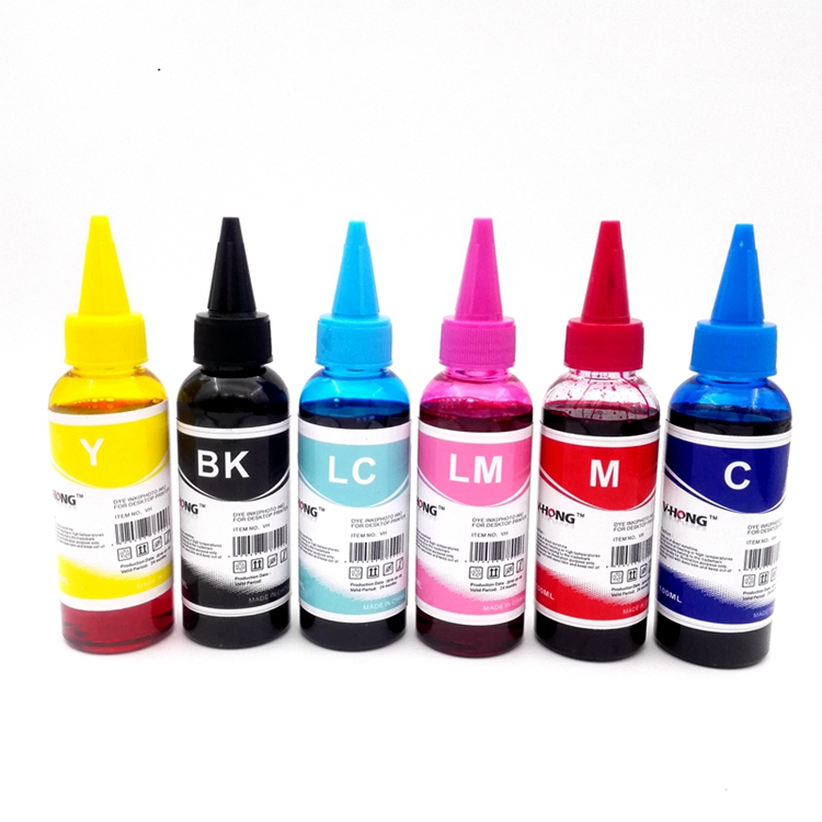 High quality image output Bulk dye ink for inkjet printer refill ink cartridge apply to Digital Printer P50 T60 R1430 C88
