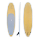 11ft SUP Board Light But Strong Stand up Paddle Boards Bamboo Wholesale Surf Core Paddle Boards