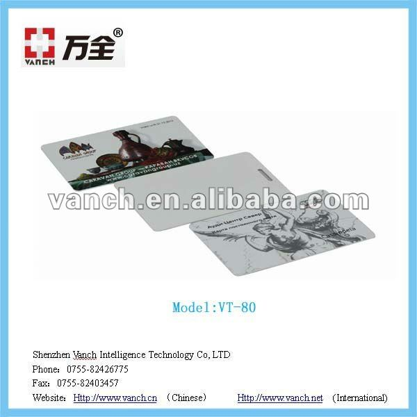 Buy Cheap PVC UHF White Card