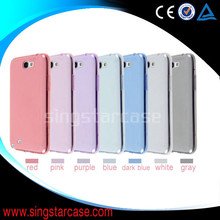 Newest product!! Singstar Ultra Thin TPU Shockproof Case for Sony M2