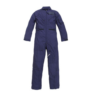 4e352b97842a Nomex Pilot Coveralls Flight Suit in Navy Blue