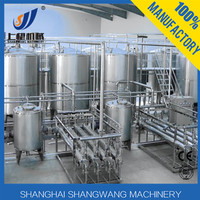 Full automatic vegetable protein production line/Pure natural plant beverage production line/Carbonated drinks production line