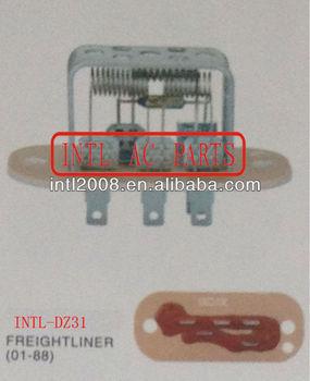 Hvac Blower Motor Resistor For Freightliner Truck 1988-2001 Heat  Resistance/ Regulator/ Radiator Fan Motor Resistor - Buy Resistor Or  Freightliner