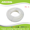 ISO CE standard floor heating pipe pex tubing for water floor heating system