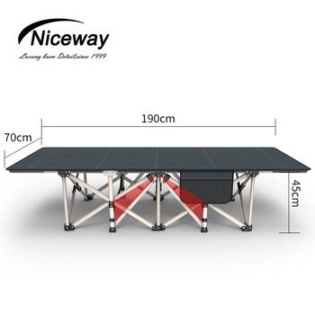 Custom Design Good Specifications Folding Steel Tube Single Bed Extender -  Buy Wooden Bed Slats,Bed Frame Wooden,Single Bed Extender Product on