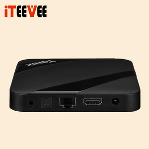 TX3 Max 4K TV Box Amlogic S905W Android 7.1 OS with New ALICE UX 2GB RAM + 16GB ROM 100Mbps LAN B/T4.1 Upgrade
