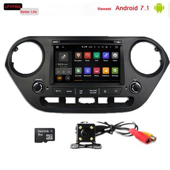 Android 7.1 Car Audio Studio Gps Dvd Head Unit For Hyundai Grand ...