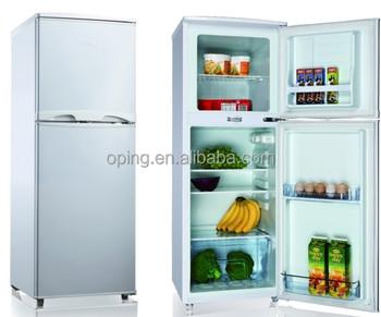 Electrodom sticos doble puerta refrigerador hasta congelador abajo nevera bcd 108 buy - Nevera doble puerta ...