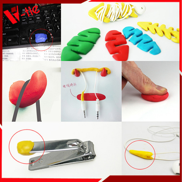 DIY Gadgets Shape By Hand Sugru Moldable Glue for Handcraft,gift set
