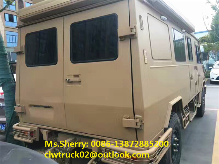 China Outdoor Used Campers Suppliers, Manufacturers