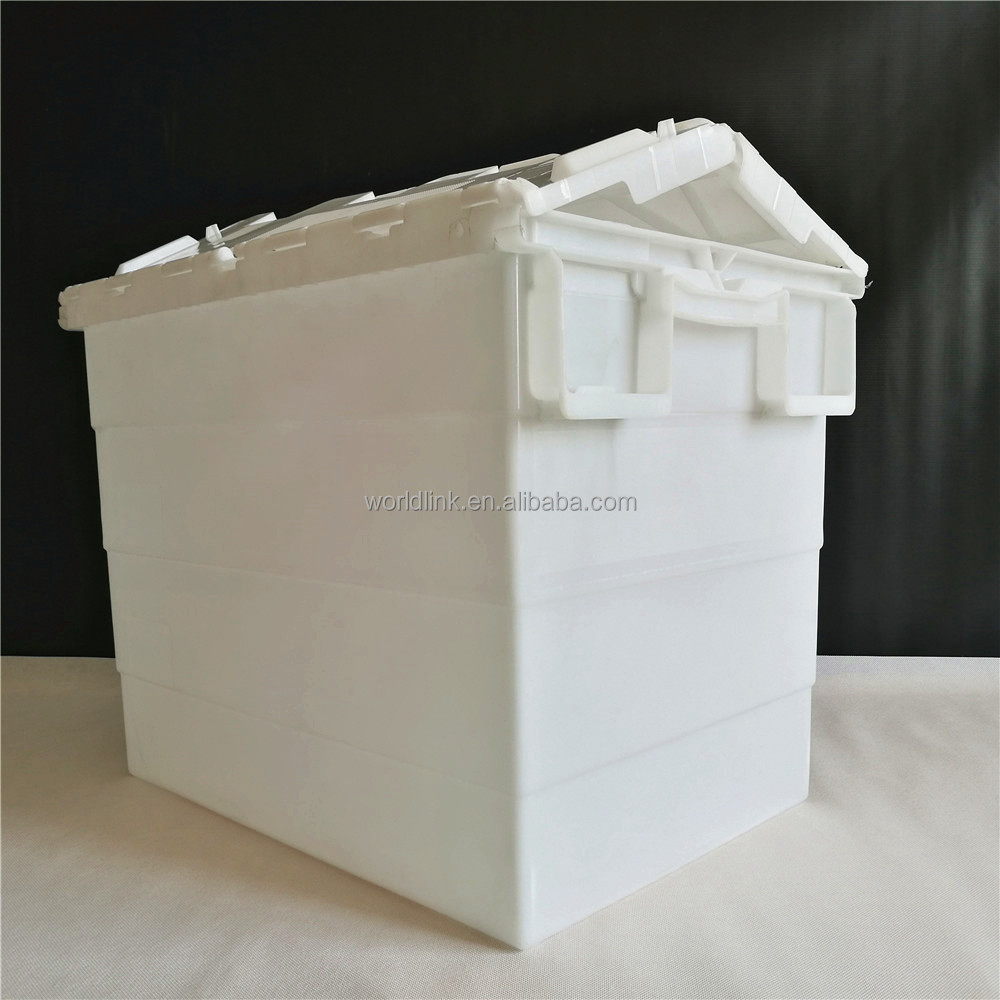 Storage Nesting Bin/Solid Virgin PP Stacking Totes