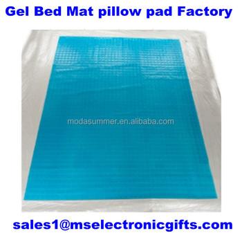 summer cool gel bed mattress for bed/ latex pillow/ memory foam