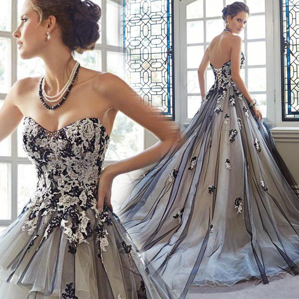 2016 New Stock Plus Size Women Bridal Gown Wedding Dress