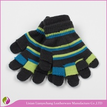 Touch screen winter gloves Soft textile gloves
