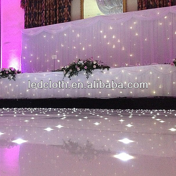 wedding fairy lights curtain