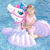 Lovely Custom Inflatable Horse Ride-On