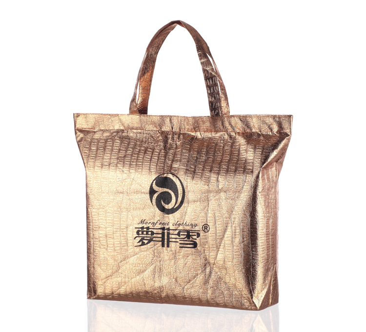 Promotional Reusable Printed Non Woven PP Laminated Shopping Tote Bag ,Hot selling,universal non woven bag