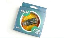 High Quality new 3D external sound card USB headset Mic Speaker Audio mircophone External Converter Sound Card Adapter