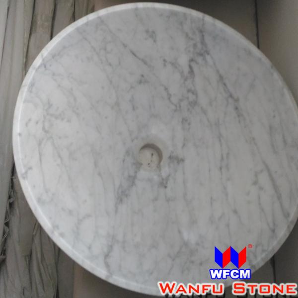 White Carrara Marble Undermount Sink, White Carrara Marble Undermount Sink  Suppliers And Manufacturers At Alibaba.com