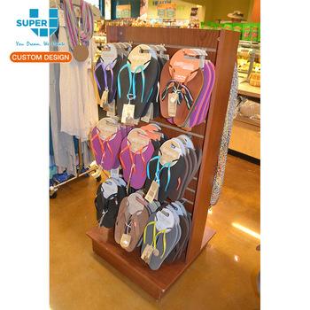 Fashion Retail Boutique Shop Decoration Sandals Showcase Display