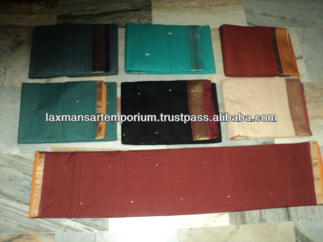 cotton sarees traditional from india