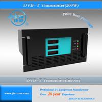 Professional DVB-T2 VHF Transmitter for TV Station in Stock