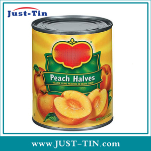 Supply Canned Fruit Peaches With Good Quality For Sale