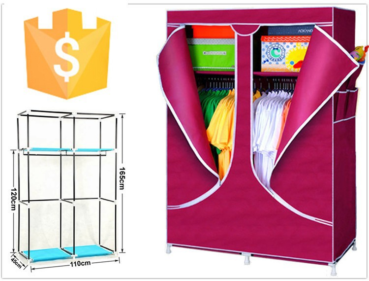 High Quality Folding Wardrobe Closet Cabinet/ Cupboard/ Portable Fabric Wardrobe   Buy  Folding Wardrobe Closet Cabinet,Cupboard,Portable Fabric Wardrobe Product  On ...