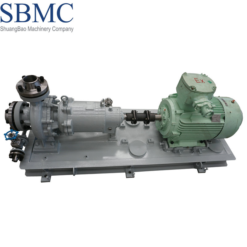 Horizontal High Pressure Hot Oil Liquid API Pump Price For Chemical Pump