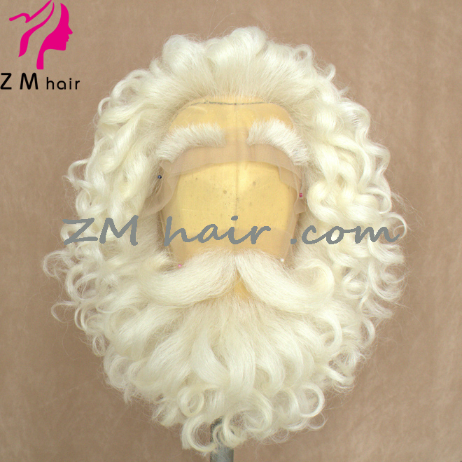 6a1ef94a6a5 Santa Wig Lace, Santa Wig Lace Suppliers and Manufacturers at Alibaba.com