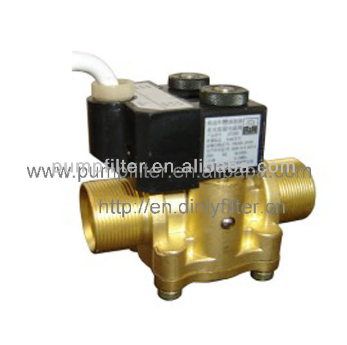 electromagnetic valve With 1 Inch Electromagnetic Valve Use For Gas Pipe