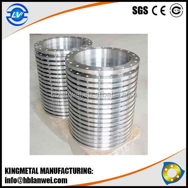 carbon steel forged flanges /blind/plate/slipon/lap joint flanges