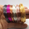 Non Tarnish 14K Gold Copper Beading Wire Diy Jewelry Supplies For Bracelet,Jump Rings,Earwires