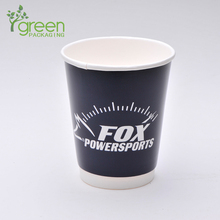 disposable paper cup for hot drink , make custom design paper cup