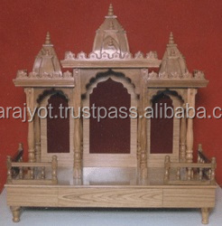 Super Grey Marble Mandir For Home Marble Indoor Temple White ...