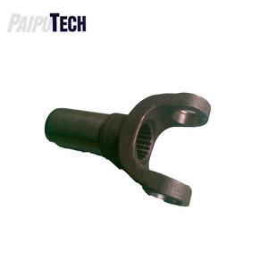 OEM Precision Casted Steel Flange Yoke, Machining Yoke Stamping Flange