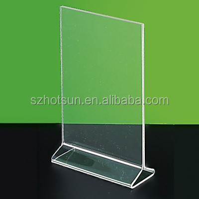 Acrylic Table Tent Stand A4 Size Cheap Price - Buy Table Tent ...