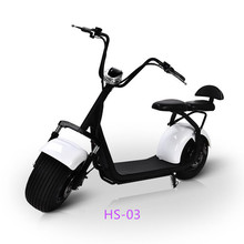 2017 new big wheel citycoco electric scooter 1000w