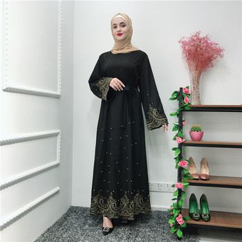 Latest Middle East Kaftan Abaya islamic Clothing
