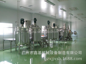 Chemical and Base Oil Blending Machine Mixing equipment