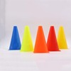 manufactured 11 Inch Plastic Sport Training Traffic Cones
